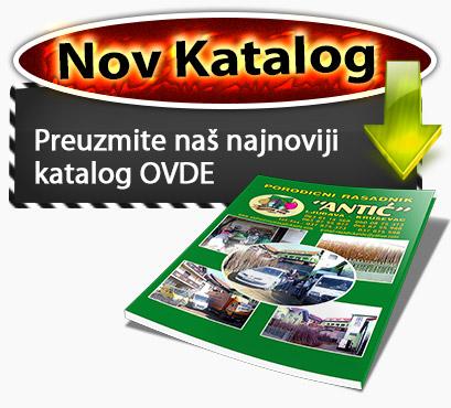 Katalog Antic ovde download Katalog Sadnica