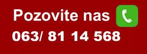 Pozovite rasadnik Antić na mobilni telefon